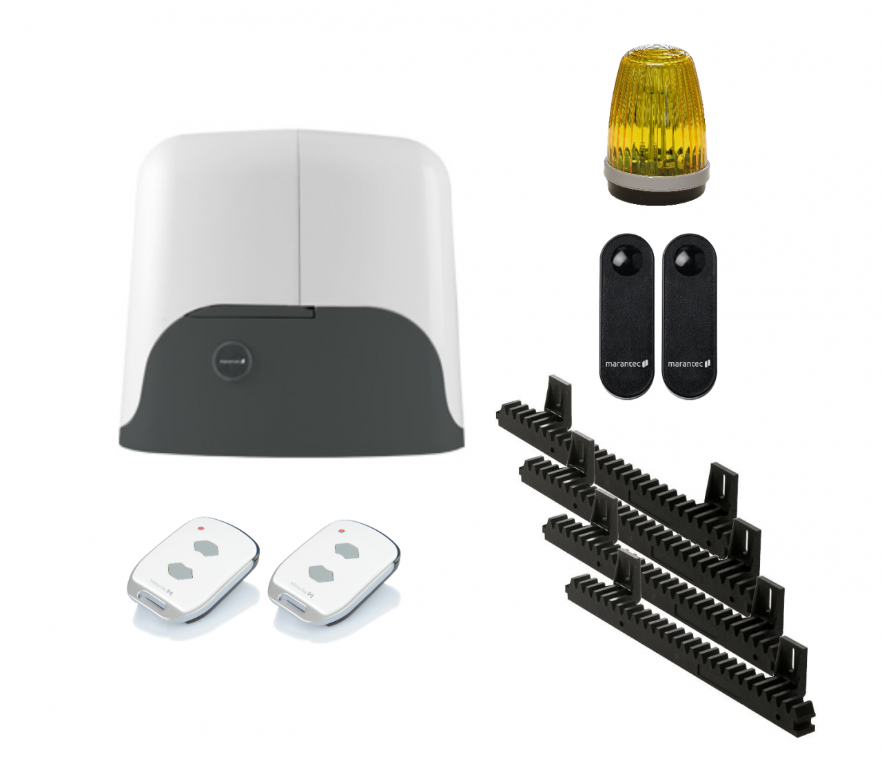 Marantec Schiebetorantrieb Comfort Kit SU500F Fastline Komplettset