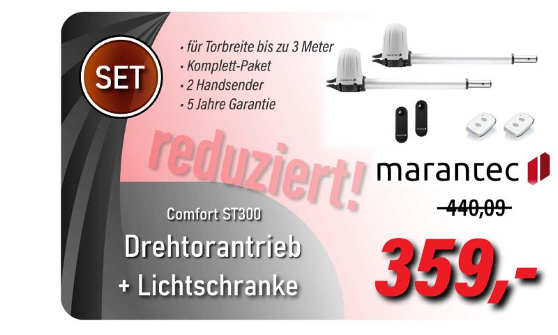 Marantec Comfort ST300 KIT