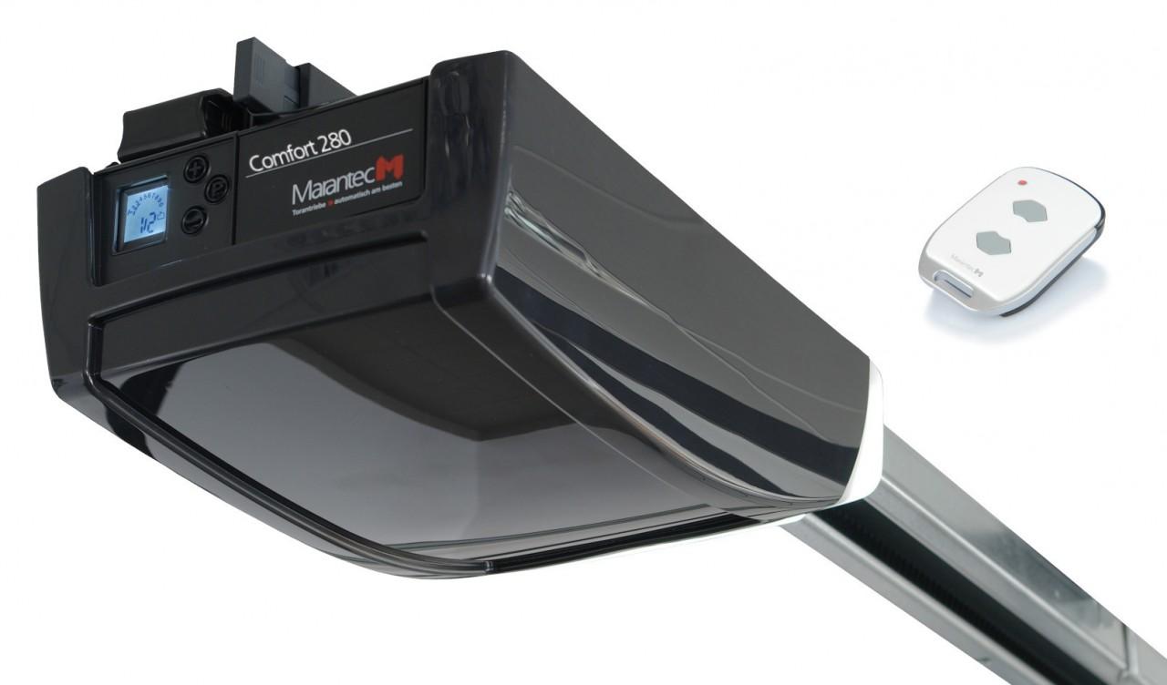 Marantec Comfort 280 bi-linked mit M-Schiene
