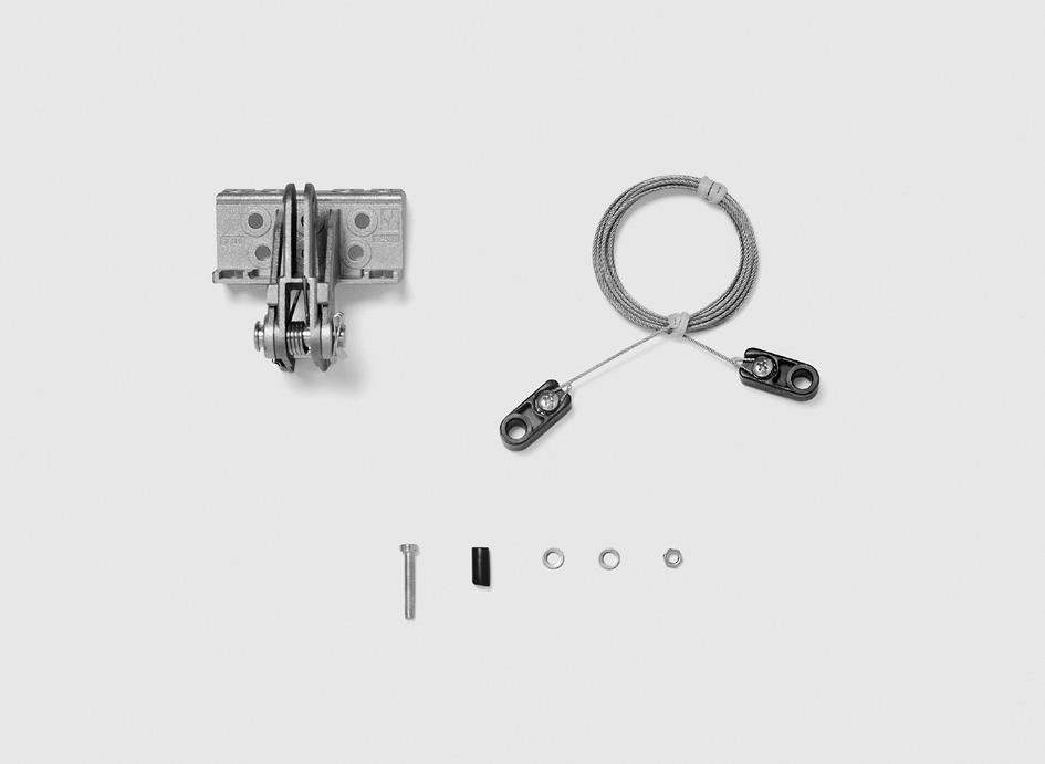 Marantec Special 202 Entriegelungs-Set für Torverriegelung