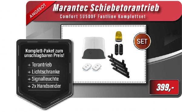 Marantec Comfort SU500F Komplettset
