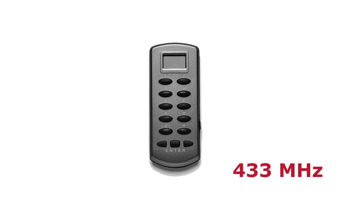 Marantec Digital 318 Multikanal-Sender mit 433 MHz