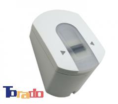 Aperto Fingerprint Biometrisches System weiß