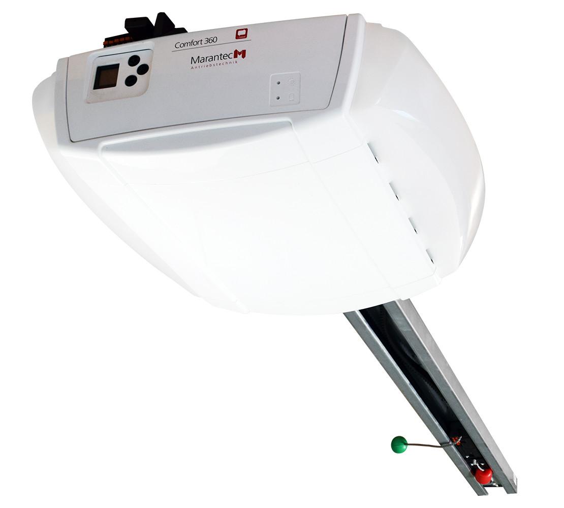 Marantec Comfort 360 bi-linked mit L-Schiene