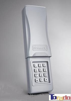 Sommer Funk-Codetaster ENTRApin+ 868,8 MHz