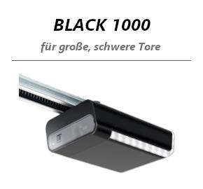 Tormatic BLACK 1000 Garagentorantrieb
