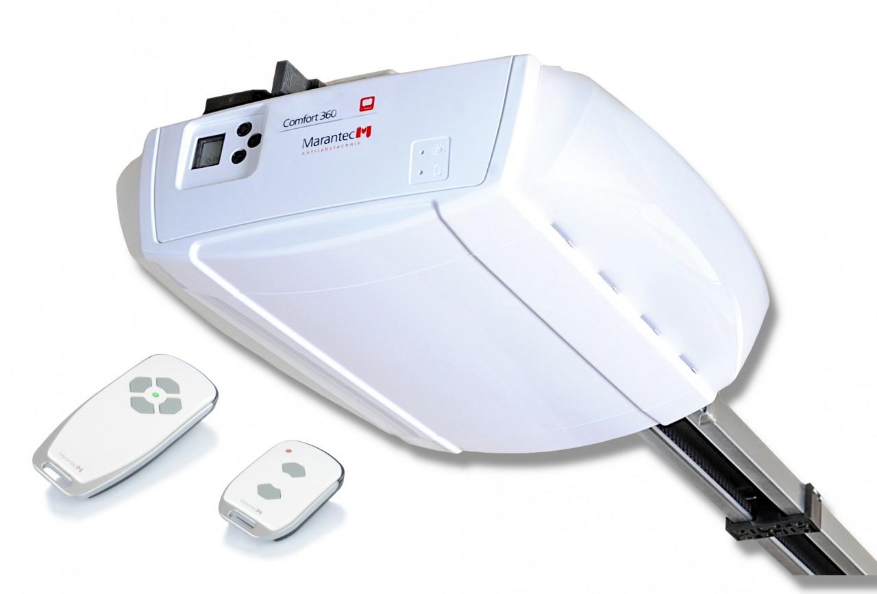 Marantec Comfort 360 bi-linked mit M-Schiene