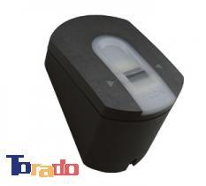 Aperto Fingerprint Biometrisches System anthrazit