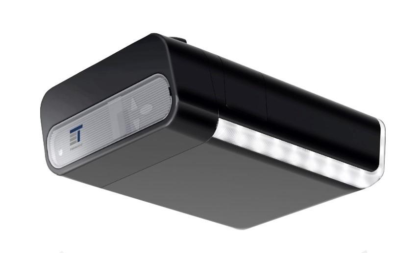 Tormatic BLACK 1000 Garagentorantrieb NRG Set ohne Schiene