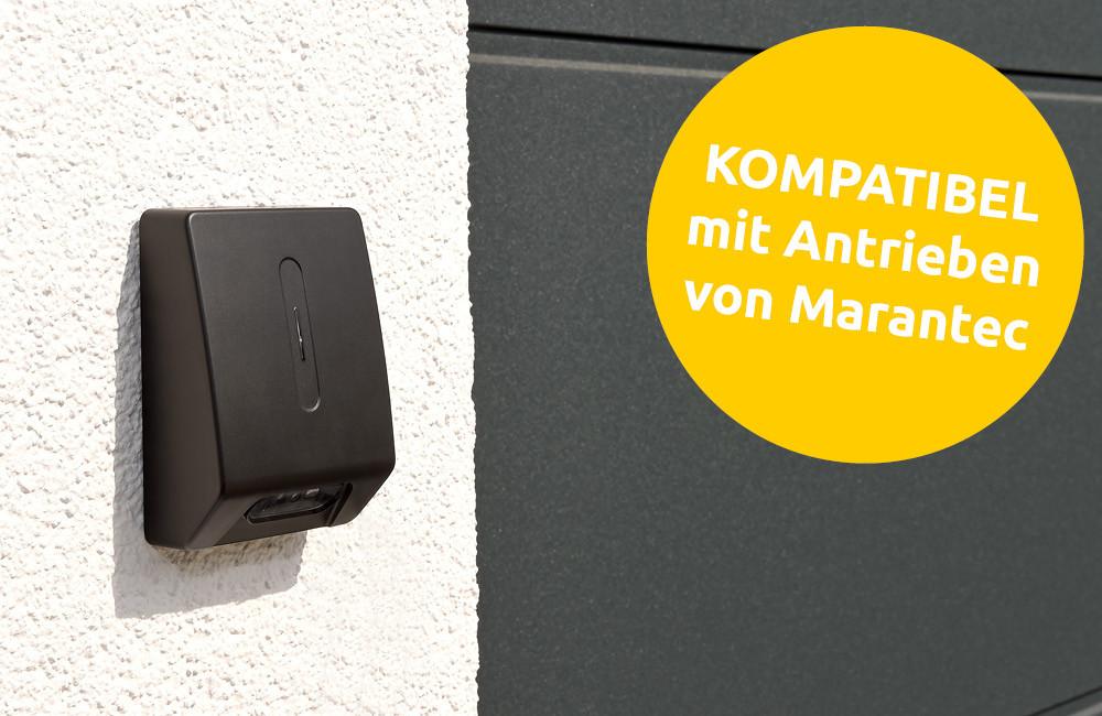 Maveo Scanner – Garage als Paketstation