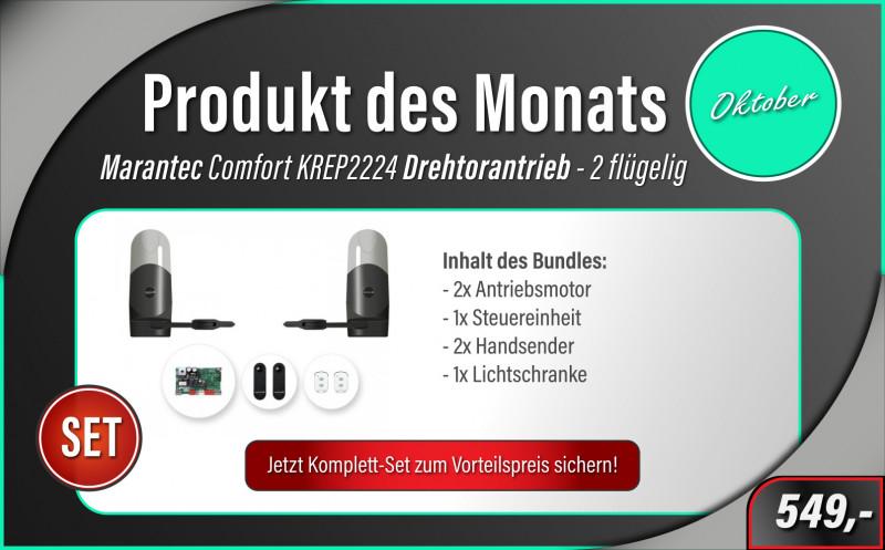 Marantec Comfort Drehtorantrieb - KREP2224 - BUNDLE