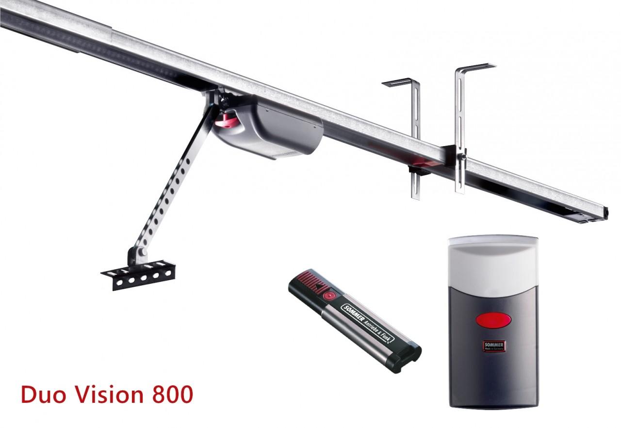 Sommer Duo Vision 800 Garagentorantrieb mit Schiene