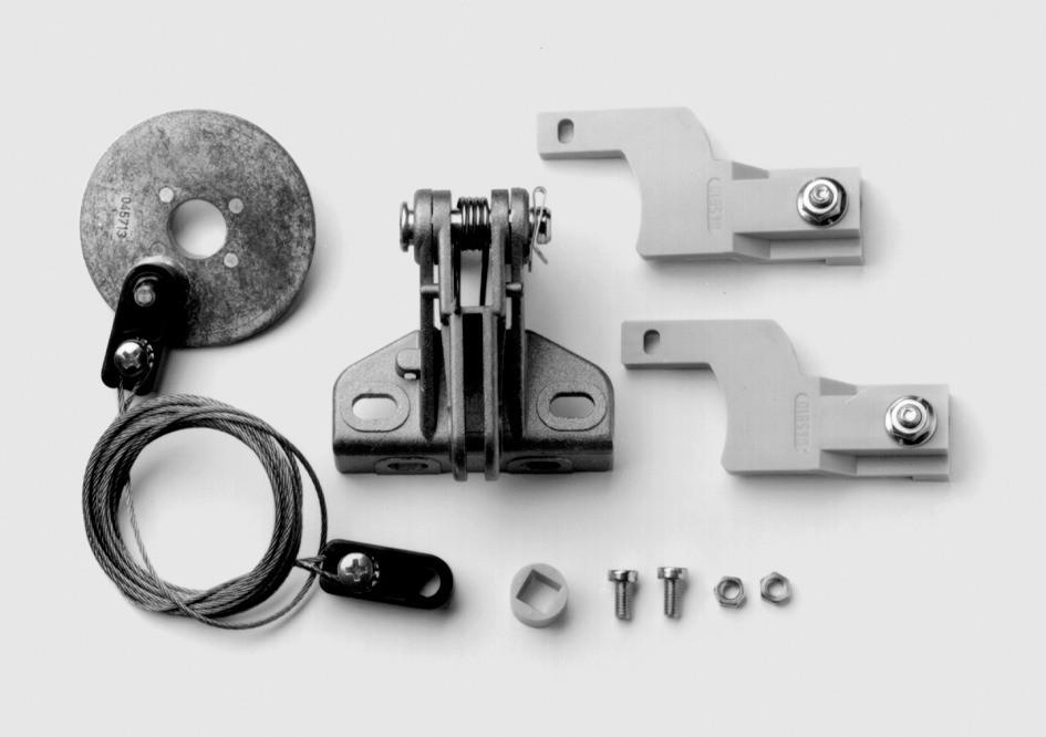 Marantec Special 201 Entriegelungs-Set für Torverriegelung