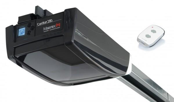Marantec Comfort 280 bi-linked mit K-Schiene