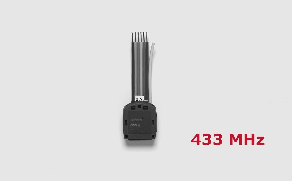 Marantec Command 132 Unterputzsender 4-Kanal mit 433 MHz